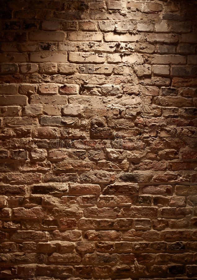 Download Brick Wall stock photo. Image of space, facade, copy - 21109222