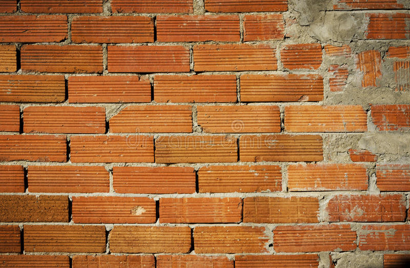 Download Brick wall stock photo. Image of grungy, background, color - 26503206