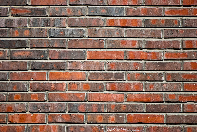 Download Brick wall. stock image. Image of facade, grungy, background - 26638733