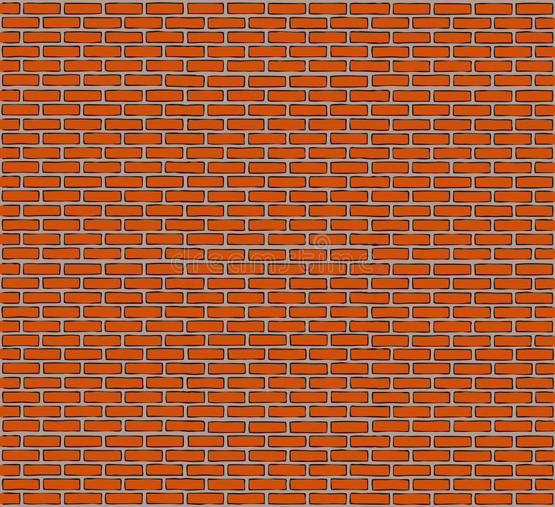 Download Brick wall stock vector. Illustration of pattern, element - 28086771