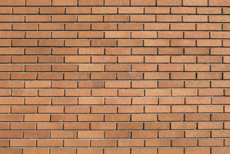 Brick wall. Close up photo of a red brick wall texture royalty free stock photo