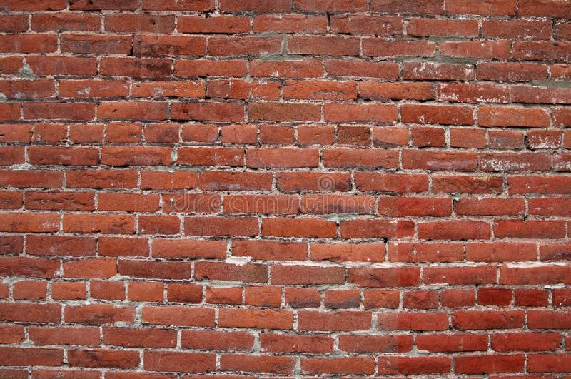 Brick Wall for background royalty free stock photography