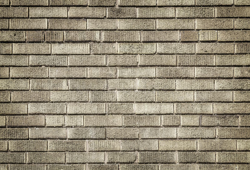 Brick wall for background royalty free stock photos