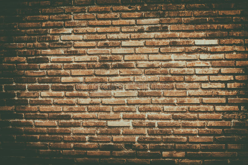 Brick wall background and textures. Vintage brick wall background and textures royalty free stock photo