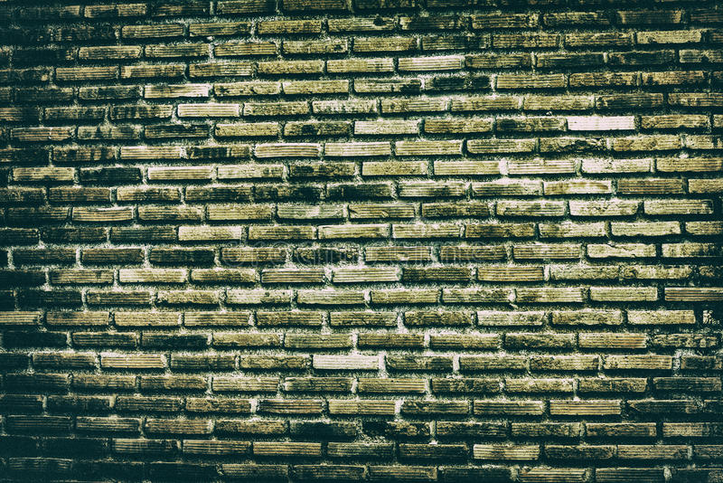 Brick wall background and textures. Vintage brick wall background and textures stock images