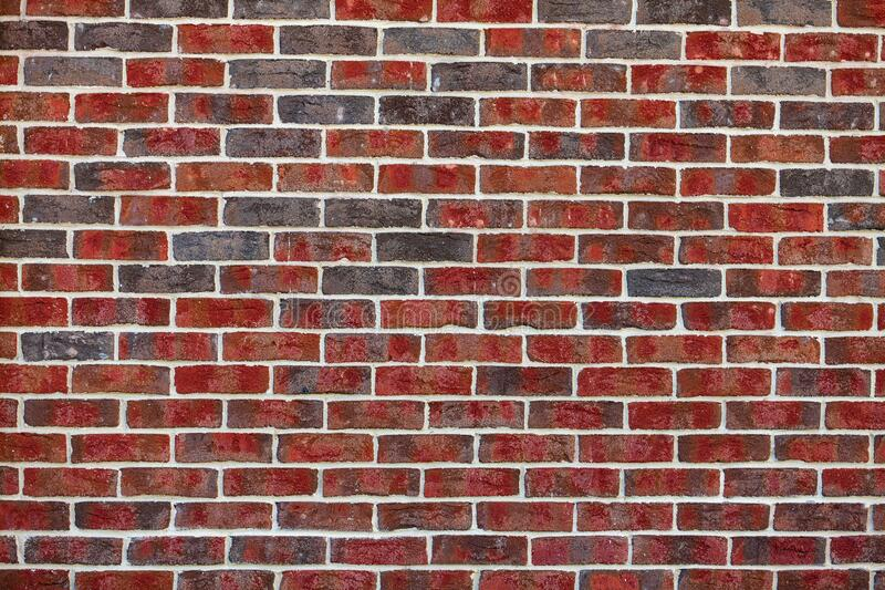 Brick wall close up texture royalty free stock images