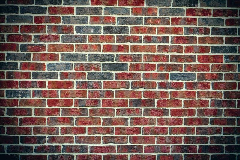 Brick wall close up texture stock images