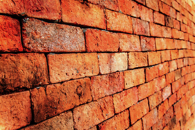 Download Brick Wall With Diminishing Perspective Stock Image - Image: 36119595