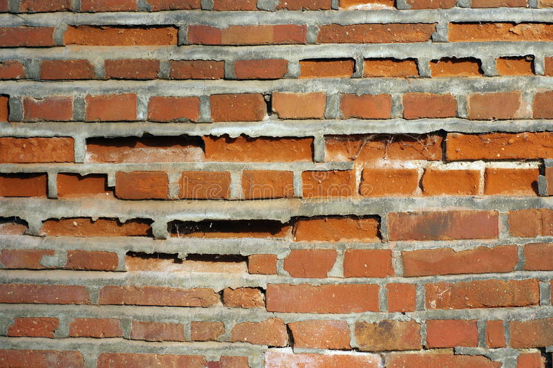 Brick wall background royalty free stock images