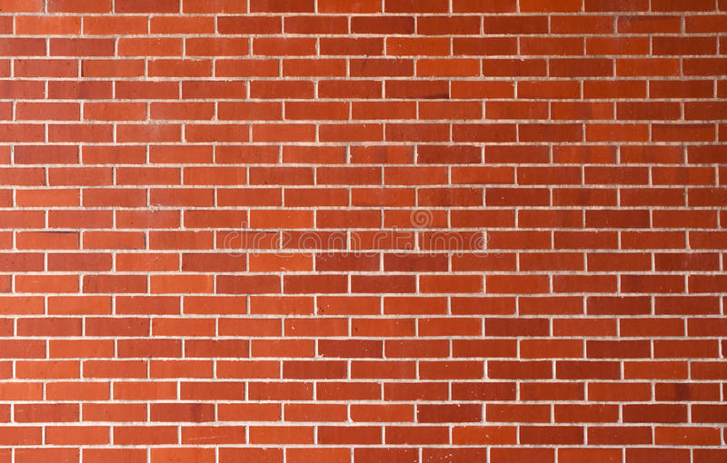 Brick wall -new. Abstract background with new brick wall. horizontal