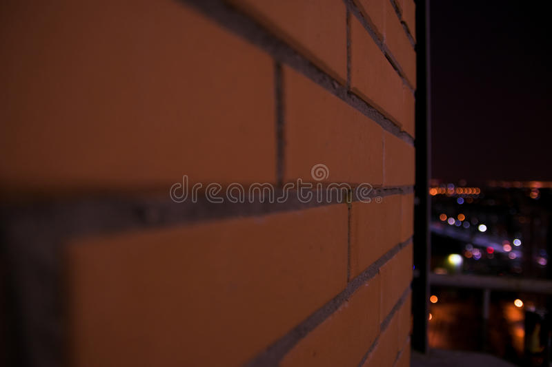 Brick wall in night lights stock image image of brickwall 93867315 download brick wall in night lights stock image image of brickwall 93867315 mozeypictures Images