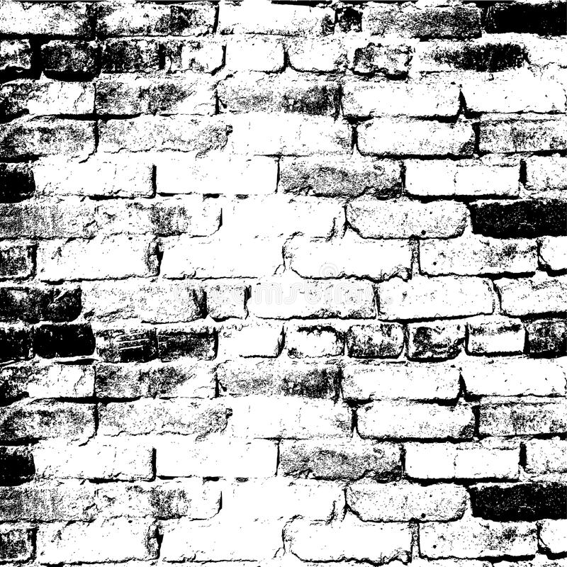 Free Brick Wall Of The House, With Lines Of A Laying Of Stock Images - 53472454