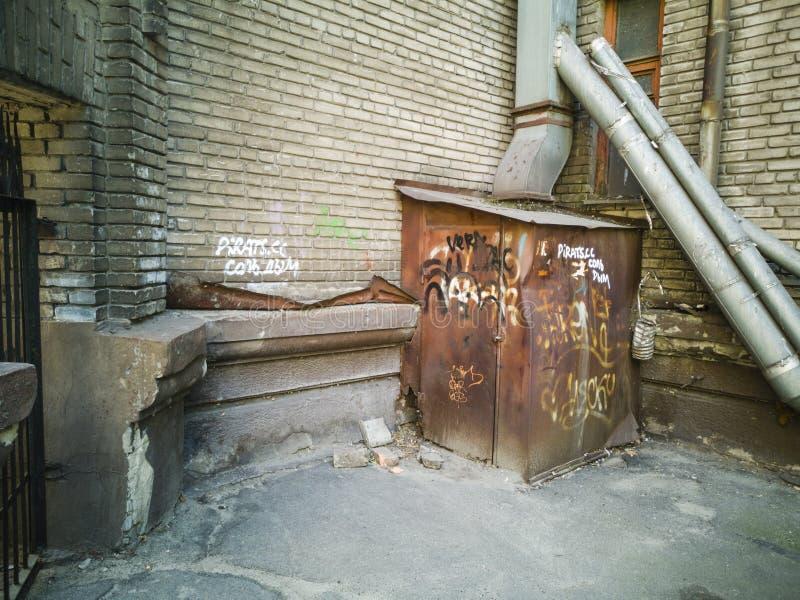 168-Brick Wall stock image