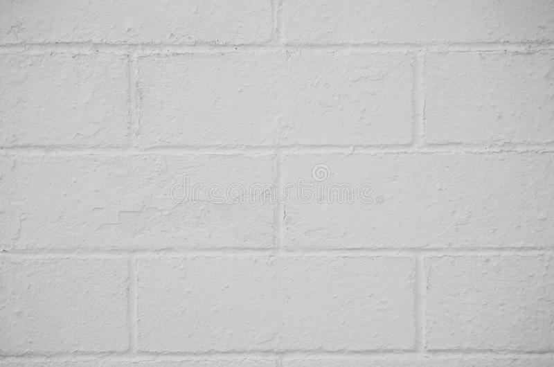 Download Brick Wall Painted With A White Paint Stock Photo - Image of empty, white: 24512974