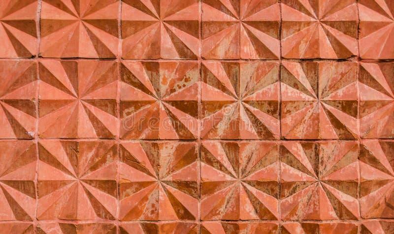 Brick wall pattern royalty free stock photography