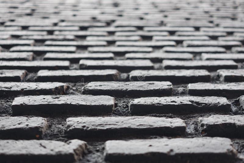 Brick wall pattern. stock photography