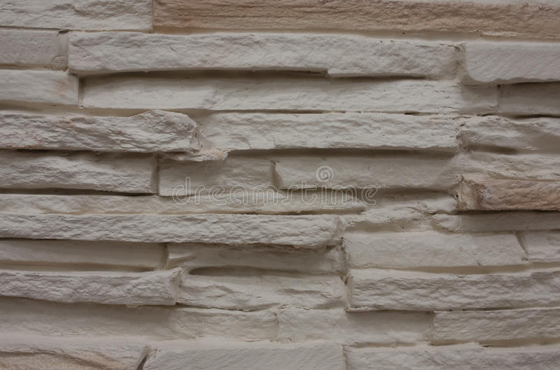 Brick wall white royalty free stock image