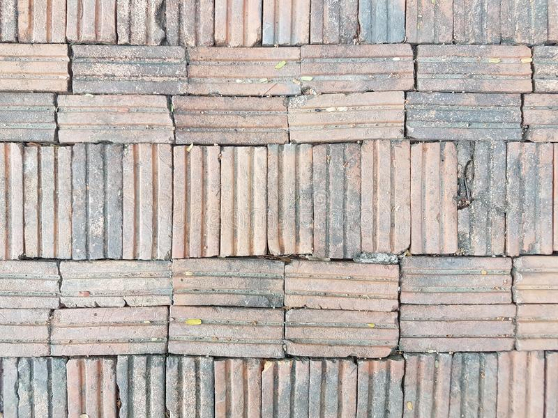 BRICK WELL HORIZONTAL royalty free stock images