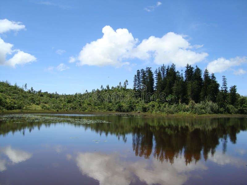 brickaville λίμνη του Claude στοκ φωτογραφίες