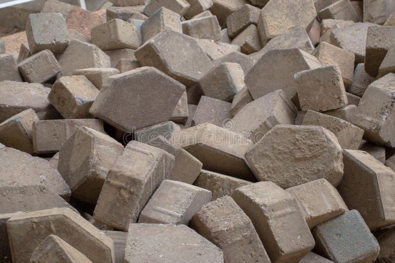 brickbat zdjęcie stock