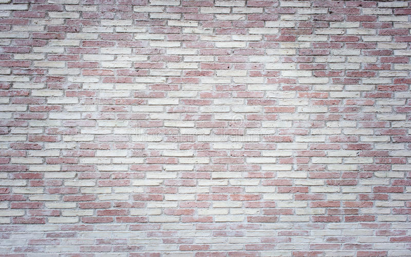 Bricked wall. Texture background with pattern royalty free stock photography