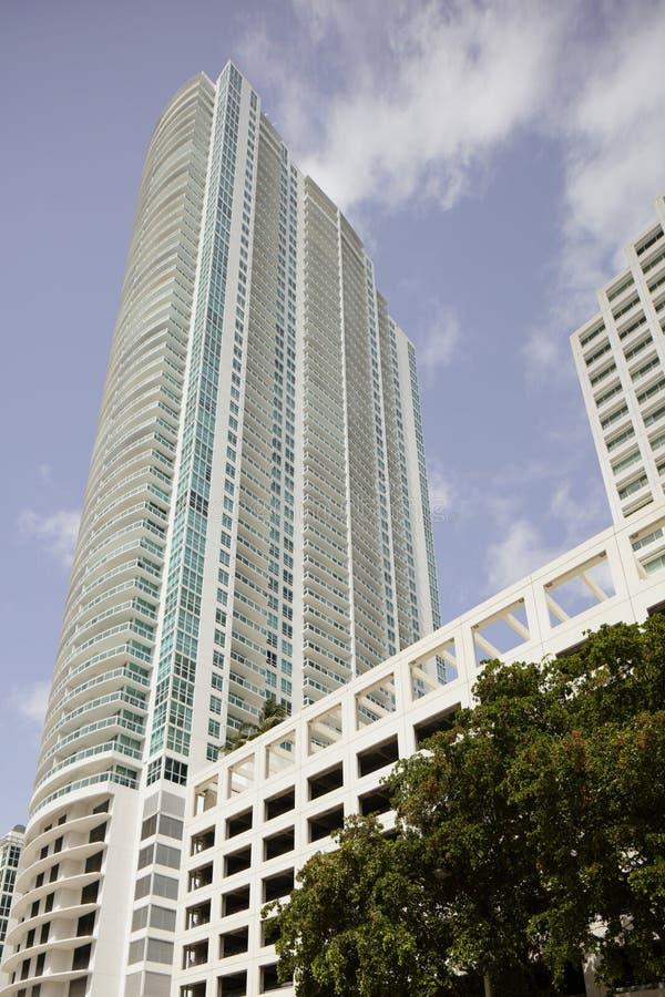 Brickell Miami fotografía de archivo