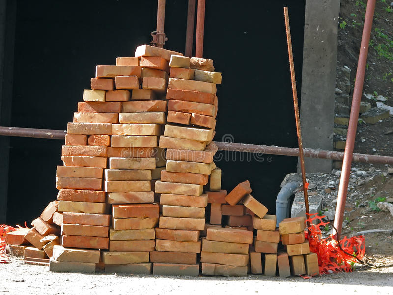 Download Bricks stock photo. Image of ingredient, masonry, engineering - 15768380
