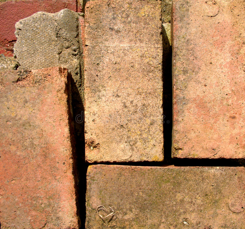 Download Bricks 2 stock photo. Image of pattern, background, construction - 106694