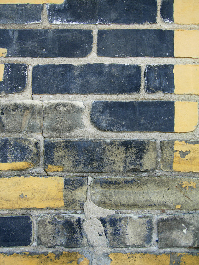 Download Bricks stock image. Image of painted, background, brick - 3135963