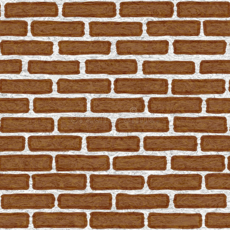 Download Bricks stock illustration. Image of concrete, texture - 7093808