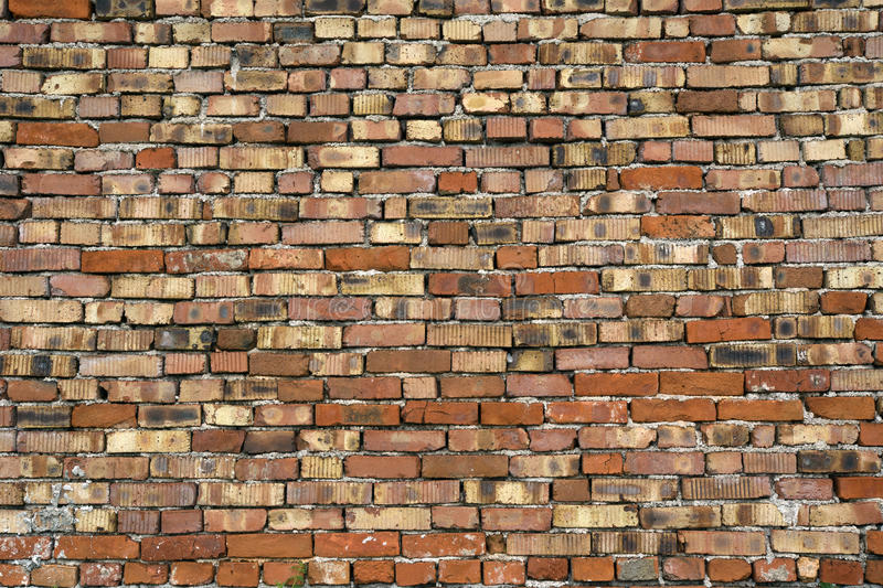 Bricks. Texture for designers and 3d artists stock image