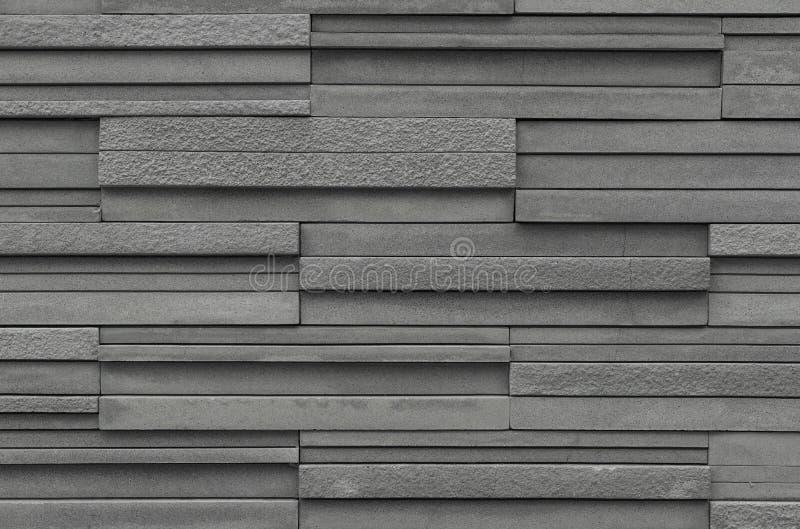 Bricks slate texture background, slate stone wall texture royalty free stock photo