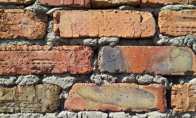 Bricks texture royalty free stock images