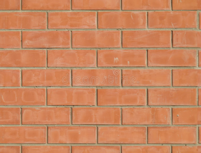 Bricks wall - seamless stock images