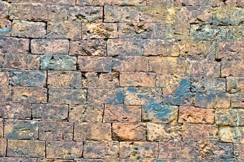 Brickswall fotografia royalty free