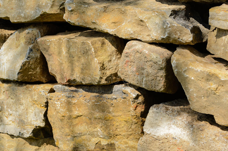 Brickwall royalty-vrije stock afbeelding