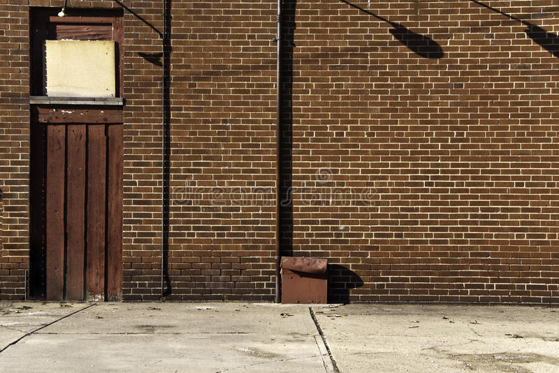Download Brickwall and Shadows stock photo. Image of background - 23594240