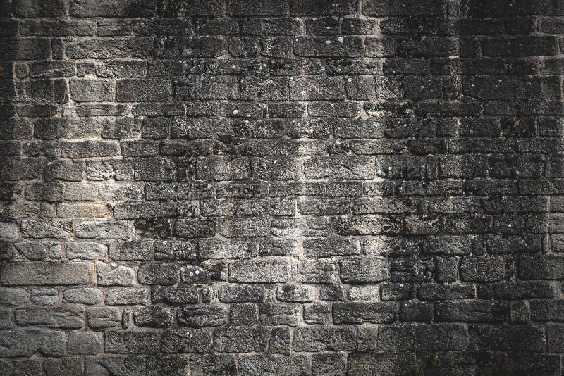 Brickwall velho foto de stock