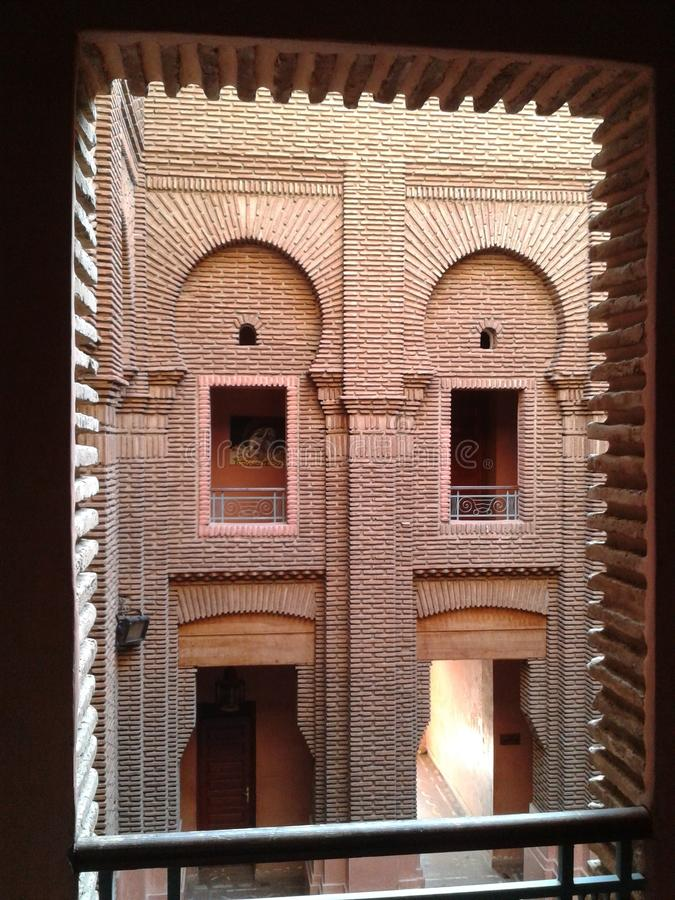 Brickwork, Brick, Facade, Arch royalty free stock image