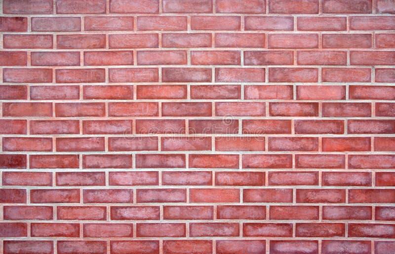 brickwork czerwone ściany zdjęcie royalty free