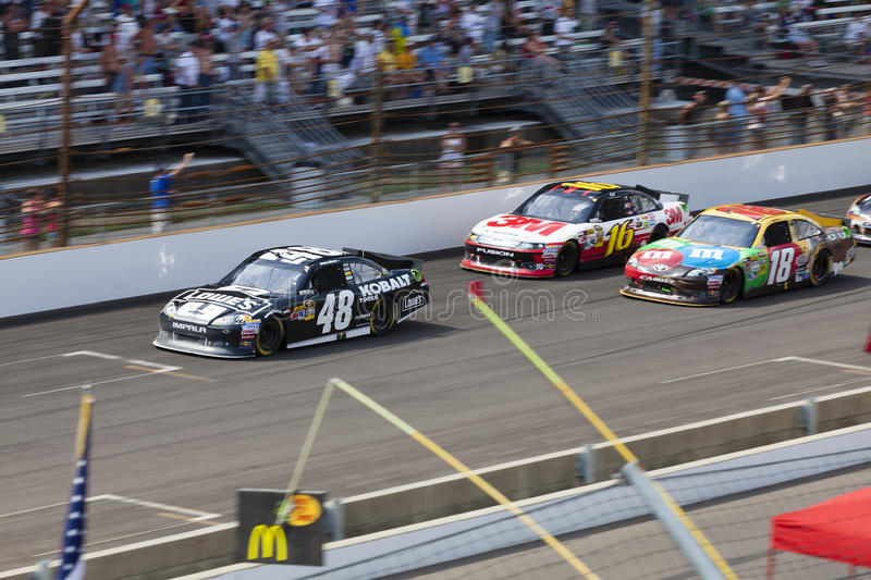 Download Brickyard 400, 2012 editorial photography. Image of speedway - 25998507