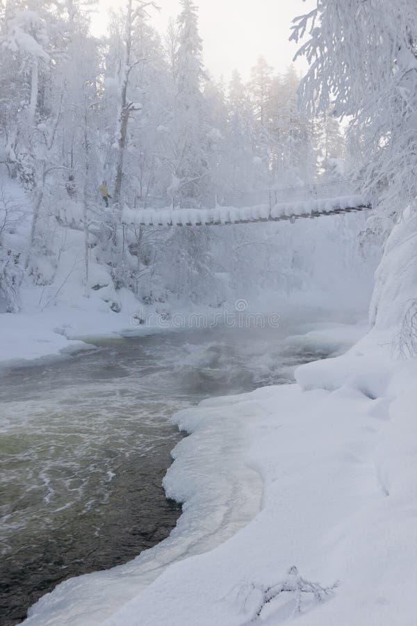 bridżowa rzeka obrazy stock