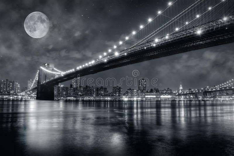 bridżowy Brooklyn zdjęcia stock