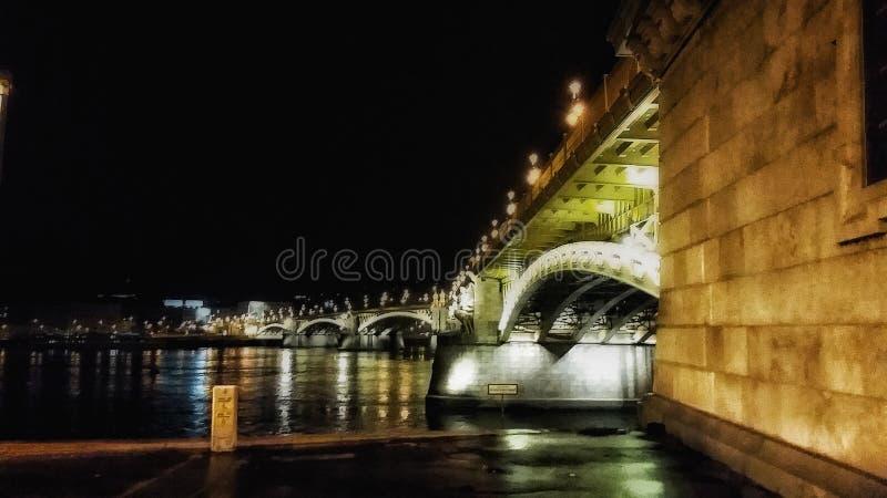 bridżowy Budapest zdjęcia royalty free