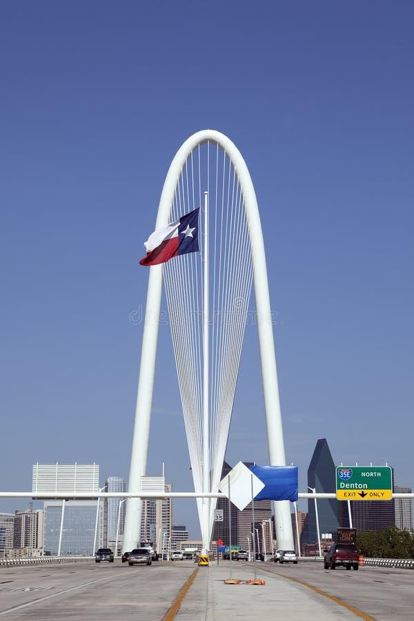 bridżowy Dallas wzgórza polowanie Margaret Texas zdjęcia stock