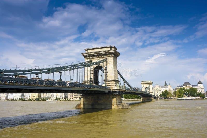 bridżowy Danube obrazy stock