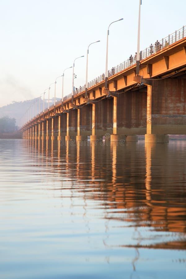 bridżowy des męczenników pont zdjęcie stock