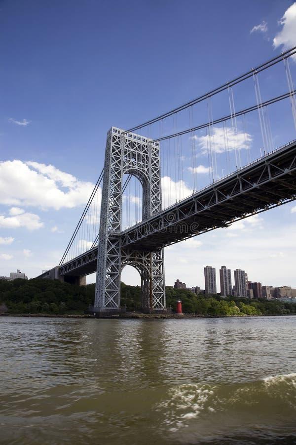 bridżowy George Washington fotografia stock