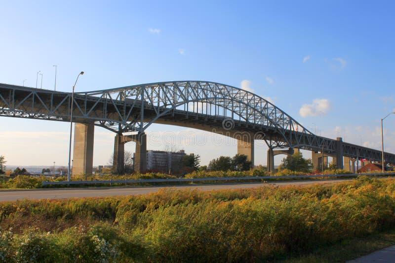 bridżowy Hamilton obraz stock