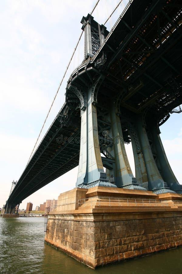 bridżowy Manhattan fotografia royalty free